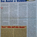 Le fornelle ad Assisi e Gubbio